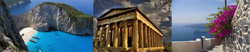 VUELOS ATENAS: ofertas de vuelos y viajes a Atenas y más información útil sobre hoteles, guía de restaurantes, secciones de fotos y turismo en general.