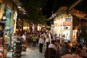 Barrio de Psirri